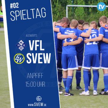 #2 Spieltag: VfL Klosterbauerschaft