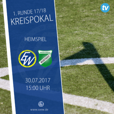 Kreispokal 2017/2018