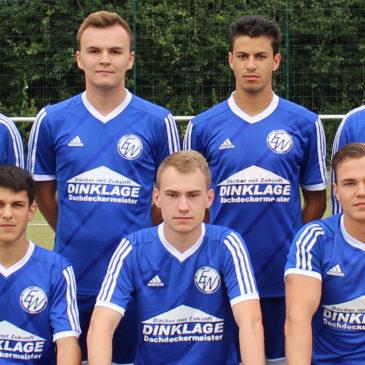 5 Jugendspieler erhöhen den Konkurrenzkampf